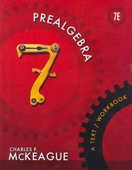 Prealgebra 7th edition 9781111986865 111198686X
