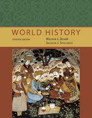 World History 7th edition 9781111831653 1111831653