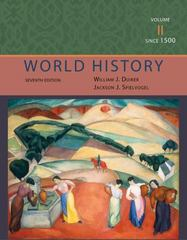 World History 7th edition 9781133714248 1133714242