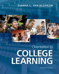 Orientation to College Learning 7th Edition 9781133712435 1133712436