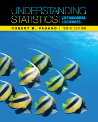 Understanding Statistics in the Behavioral Sciences 10th edition 9781111837266 1111837260