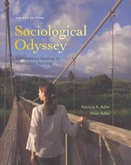 Sociological Odyssey 4th edition 9781111829551 1111829551