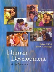 Human Development 6th Edition 9781111834111 1111834113