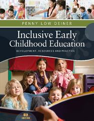 Inclusive Early Childhood Education 6th Edition 9781133711476 1133711472
