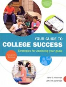 Your Guide to College Success 7th Edition 9781111834333 1111834334