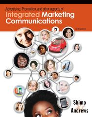 Advertising Promotion and Other Aspects of Integrated Marketing Communications 9th Edition 9781111580216 1111580219