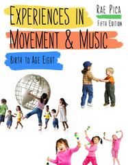 Experiences in Movement and Music 5th edition 9781111838058 1111838054