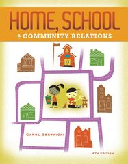 Home, School, and Community Relations 8th Edition 9781111833237 1111833230