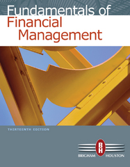 Fundamentals of Financial Management (with Thomson ONE - Business School Edition) 13th edition 9780538482127 0538482125