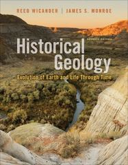 Historical Geology 7th edition 9781111987299 1111987297