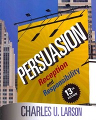 Persuasion 13th Edition 9781133712503 1133712509