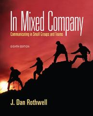 In Mixed Company 8th edition 9781111346850 1111346852