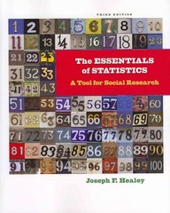 The Essentials of Statistics 3rd edition 9781133713586 1133713580