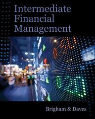 Intermediate Financial Management 11th Edition 9781133708803 1133708803