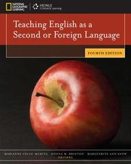 Teaching English as a Second or Foreign Language 4th edition 9781111351694 1111351694