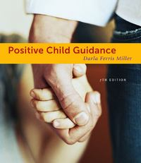Positive Child Guidance 7th Edition 9781111833404 1111833400