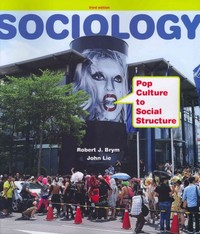Sociology 3rd edition 9781111833862 1111833869