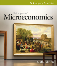 Study Guide for Mankiw's Principles of Microeconomics 6th edition 9780538477451 0538477458