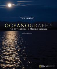 Oceanography 8th edition 9781111990848 1111990840