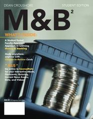 M & B (with Economics CourseMate with eBook Printed Access Card) (Engaging 4ltr Press Titles for Economics) 2nd edition 9781111823351 1111823359