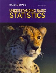 Understanding Basic Statistics (Textbooks Available with Cengage Youbook) 6th Edition 9781111827021 1111827028