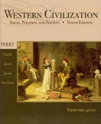 Western Civilization 10th edition 9781111831691 1111831696