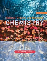 General, Organic, and Biological Chemistry 6th edition 9781133103943 1133103944