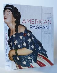 The American Pageant 15th edition 9781111349530 1111349533