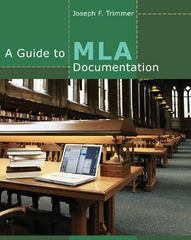A Guide to MLA Documentation 9th Edition 9781133709305 1133709303