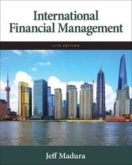 International Financial Management 11th edition 9780538482967 0538482966