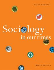 Sociology in Our Times 9th edition 9781133713173 1133713173