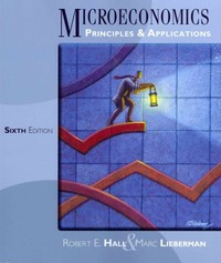 Microeconomics 6th edition 9781111822569 1111822565