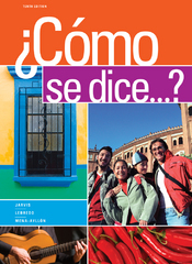 Student Activities Manual for Jarvis/Lebredo/Mena-Ayllon's Como se dice...? 10th edition 9781111832650 111183265X