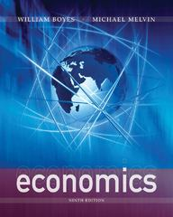 Economics 9th edition 9781111826130 1111826137