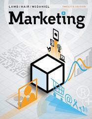 Marketing 12th Edition 9781111821647 111182164X