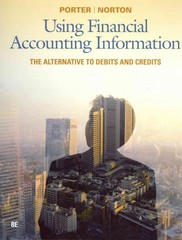 Using Financial Accounting Information 8th edition 9781111534912 1111534918
