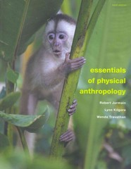 Essentials of Physical Anthropology 9th edition 9781111837181 111183718X