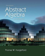 Abstract Algebra 3rd edition 9781111569624 1111569622