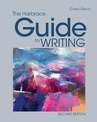 The Harbrace Guide to Writing 2nd Edition 9781111349097 1111349096