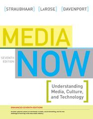 Media Now 2012 Update 7th Edition 9781439082652 1439082650