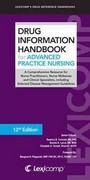 Drug Information Handbook for Advanced Practice Nursing 12th edition 9781591952954 1591952956