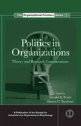 Politics in Organizations 1st Edition 9781136594014 1136594019
