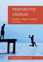 Approaching Literature 3rd Edition 9780312640996 0312640994