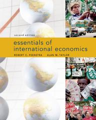 Essentials of International Economics 2nd edition 9781429277105 1429277106