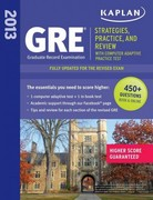 Kaplan GRE 1st Edition 9781609781019 1609781015