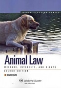 Animal Law 2nd Edition 9781454802662 1454802669