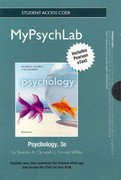 NEW MyPsychLab with Pearson eText -- Standalone Access Card -- for Psychology 3rd edition 9780205184064 0205184065
