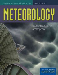 Meteorology 3rd Edition 9781449631758 1449631754