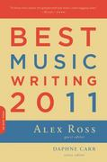 Best Music Writing 2011 1st Edition 9780306819636 0306819635