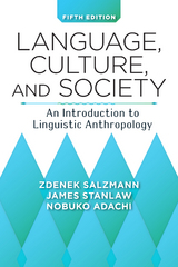 Language, Culture, and Society 5th edition 9780813345406 0813345405